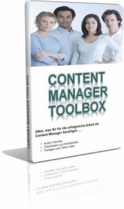 Content Manager Toolbox