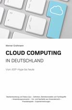 Fachbuch Cloud Computing in Deutschland