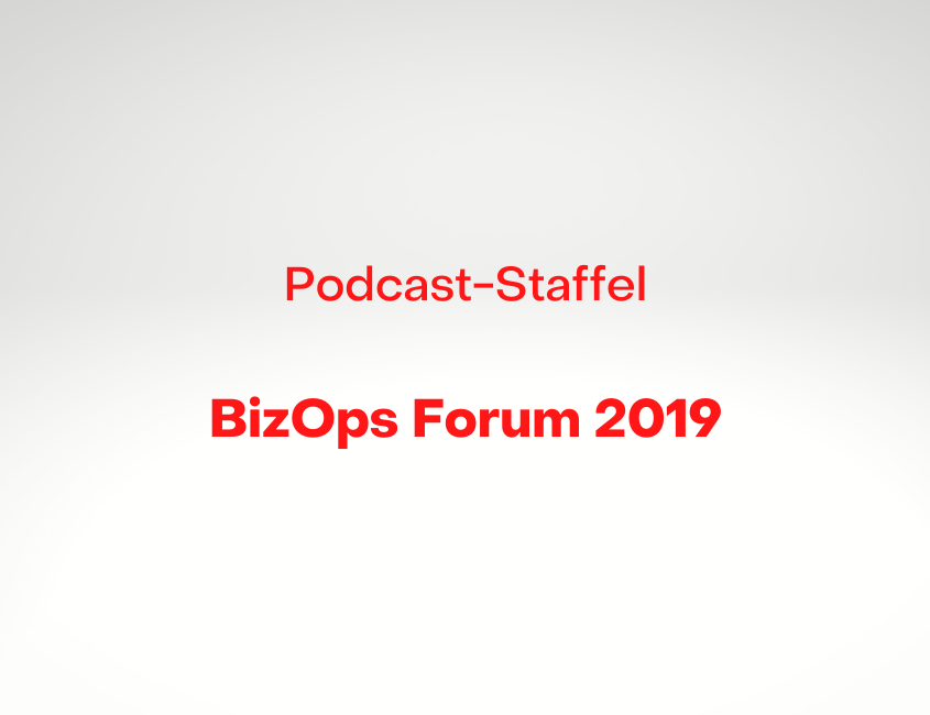 Interviews Advisory Board BizOps Forum 2019