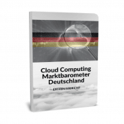 Cloud Computing Marktbarometer Deutschland