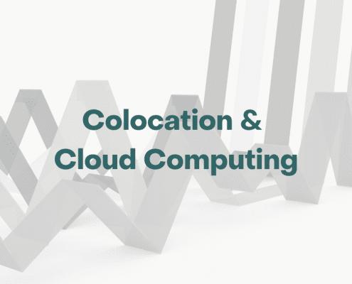 Tremdstudie Colocation und Cloud Computing