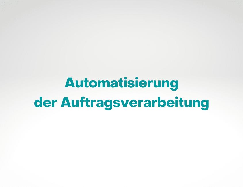 Esker Trendstudie Automatisierung Auftragsberarbeitung