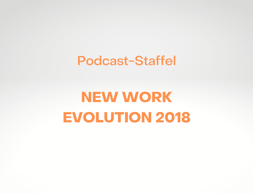 Referenteninterviews New Work Evolution 2018