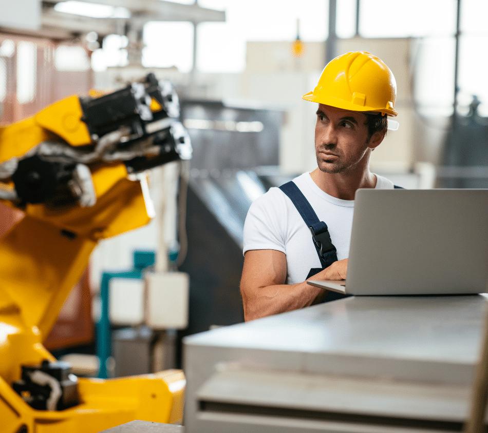 Trendstudie Digitalisierung Maschinenbau Anlagenbau