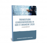 Trendstudie Leadgenerierung in der IT-Branche