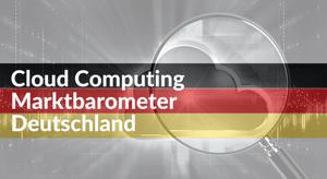 Cloud Computing Marktbarometer Deutschland 2021