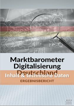 Marktbarometer Digitalisierung Deutschland Fakten